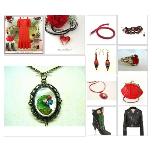 #PolyvoreFashions #etsyjewelry #polyvoreeditorial #fashionhomebeauty #crazy4etsy #specialTs #accessories #polyvore #etsy #gifts #StPatricksDay #March #etsyRT  #socialselling #PromoteStore #PictureVideo @SharePicVideo
