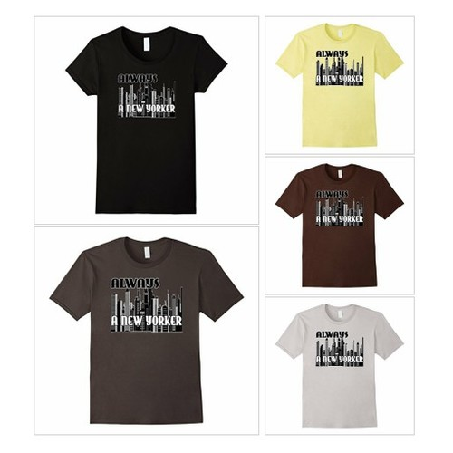 Is #NYC you favorite place? Share your love of NY with Always A New Yorker T shirt! #socialselling #PromoteStore #PictureVideo @SharePicVideo