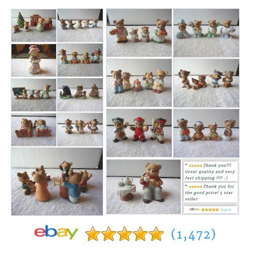 Vintage Homco Figurines in Foster Web Store ! #Homco #Collectables#figurines #ebay #PromoteEbay #PictureVideo @SharePicVideo