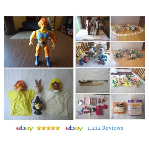 Always Free Shipping At Foster Web Store !#TOYS #CollectibleFigures #ebay #PromoteEbay #PictureVideo @SharePicVideo