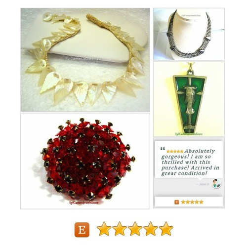 #VintageJewelry #Handmade #Jewelry #SylCameoJewelsStore #Etsyshop #3friends #etsyspecialt #integritytt #KISTeam #etsyteamunity @EtsySocial  #etsy #PromoteEtsy #PictureVideo @SharePicVideo