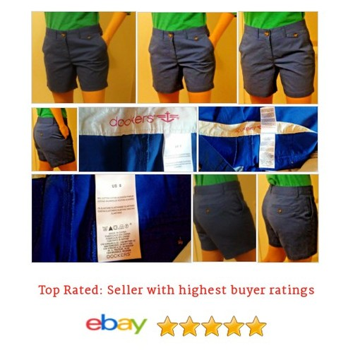 Dockers Shorts Royal Blue Size 6 | eBay #Short #DOCKER #CasualShort #etsy #PromoteEbay #PictureVideo @SharePicVideo