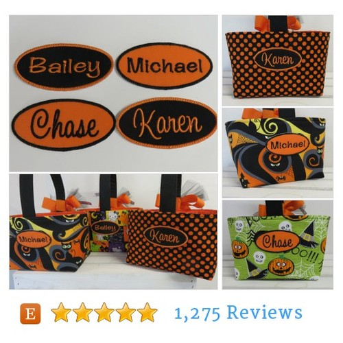 Name Patch, Name Tags, Custom Personalized #etsy @jalittlesparkle  #etsy #PromoteEtsy #PictureVideo @SharePicVideo