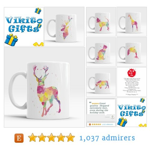 Funny Mugs - Buy 3 mugs - Get 1 Free by VikitoGifts Etsy shop  #etsy #PromoteEtsy #PictureVideo @SharePicVideo