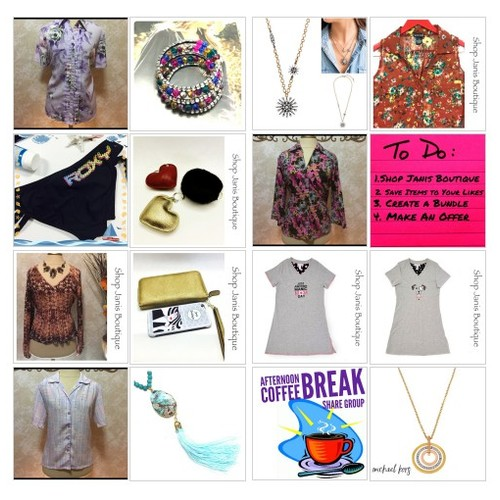 » janis boutique's Closet @jblacombe https://www.SharePicVideo.com/?ref=PostPicVideoToTwitter-jblacombe #socialselling #PromoteStore #PictureVideo @SharePicVideo