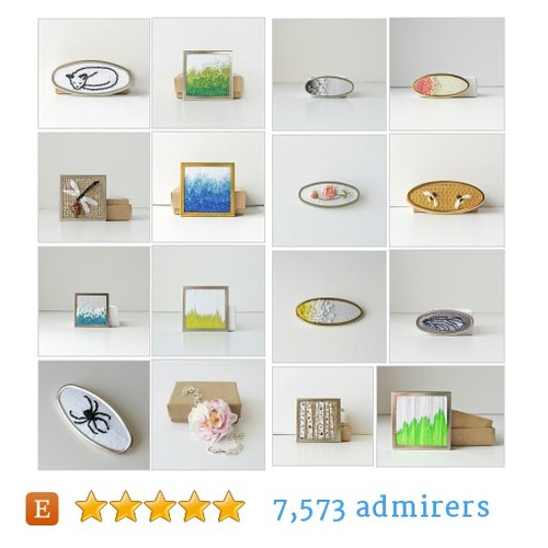 brooches Etsy shop #brooch #etsy #PromoteEtsy #PictureVideo @SharePicVideo