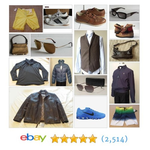 Clothing, Shoes & Accessories Items in esquirestore store  @esquireattire #ebay  #ebay #PromoteEbay #PictureVideo @SharePicVideo