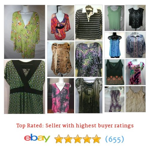 women tops Items in BudgetBasement 2 store on eBay! #womentop #ebay @enjoylife35  #ebay #PromoteEbay #PictureVideo @SharePicVideo