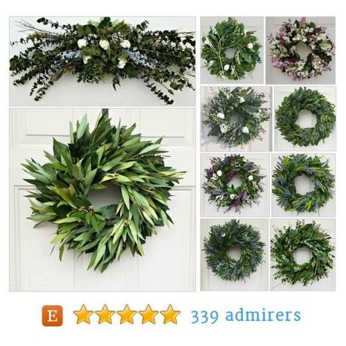 Dried flower wreaths handmade by EndlessBlossoms Etsy shop endless blossoms @endlessblossoms #etsy #PromoteEtsy #PictureVideo @SharePicVideo
