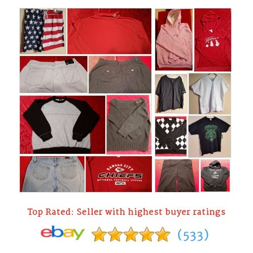CLOTHING, SHOES & ACCESSORIES Great deals from Midwest MSC #ebay @midwestmsc  #ebay #PromoteEbay #PictureVideo @SharePicVideo
