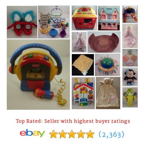 Toys Items in To the Toy Box and Beyond store #ebay @toyboxandbeyond  #ebay #PromoteEbay #PictureVideo @SharePicVideo