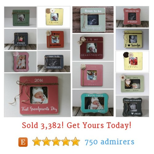 Grandparent Frames Etsy shop #etsy @myrusticplace https://www.SharePicVideo.com/?ref=PostPicVideoToTwitter-myrusticplace #etsy #PromoteEtsy #PictureVideo @SharePicVideo