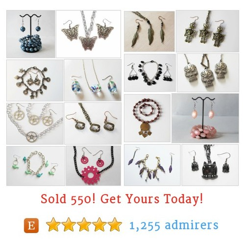 Handmade Jewelry Sets Etsy shop #etsy @adornments https://www.SharePicVideo.com/?ref=PostPicVideoToTwitter-adornments #etsy #PromoteEtsy #PictureVideo @SharePicVideo