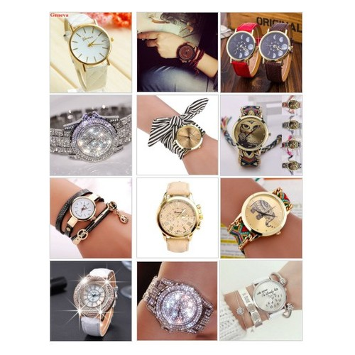 Women's Watches @emazing_fashion #shopify  #socialselling #PromoteStore #PictureVideo @SharePicVideo