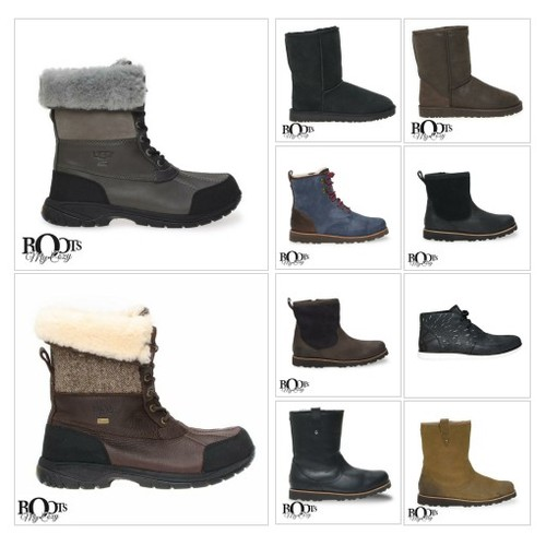 Men's Boots #shopify @mycozyboots  #socialselling #PromoteStore #PictureVideo @SharePicVideo