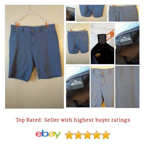 Pro Tour Checked Blue Golf Shorts Size 34 100% Cotton | eBay #Shoe #Short #ProTour #etsy #PromoteEbay #PictureVideo @SharePicVideo