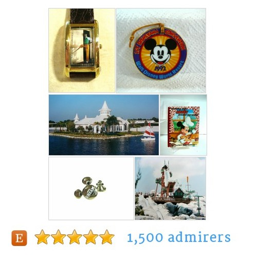 DISNEY Collectibles by SylCameoJewelsStore Etsy Shop #integritytt #TintegrityT #etsyspecialt #etsy #PromoteEtsy #PictureVideo @SharePicVideo