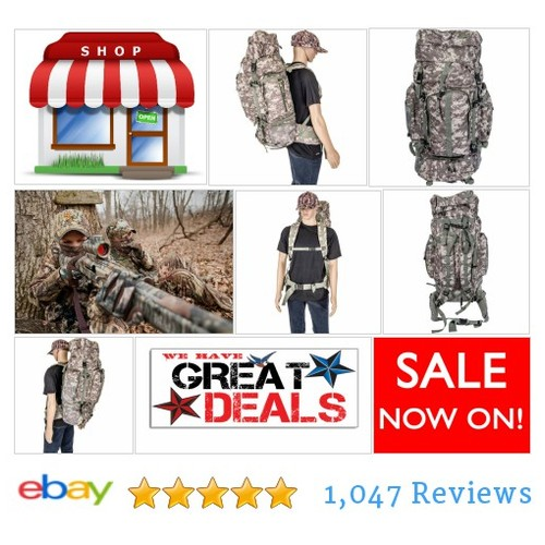 #fishing #hiking #Hunting #deerseason #tactical #backpacking #travel #Bags #etsy #PromoteEbay #PictureVideo @SharePicVideo