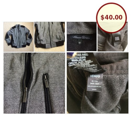 ⚡SALE⚡Men's Kenneth Cole elbow patch jacket @closet_tweak https://www.SharePicVideo.com/?ref=PostPicVideoToTwitter-closet_tweak #socialselling #PromoteStore #PictureVideo @SharePicVideo