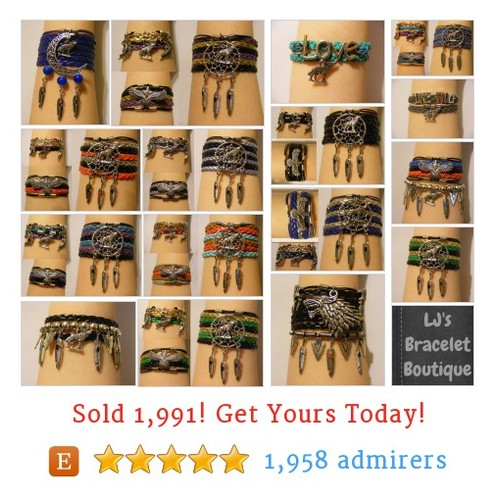 Native American Etsy shop #etsy @ljsbraceletb  #etsy #PromoteEtsy #PictureVideo @SharePicVideo