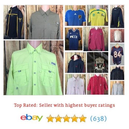 Sportswear Items in Polished Primate Vintage store #ebay @summer_skill https://www.SharePicVideo.com/?ref=PostPicVideoToTwitter-summer_skill #ebay #PromoteEbay #PictureVideo @SharePicVideo