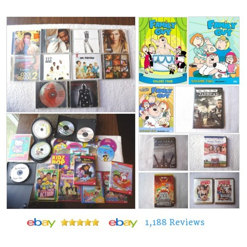 Always Free Shipping At Foster Web Store ! #DVDs #Movies #ebay #PromoteEbay #PictureVideo @SharePicVideo