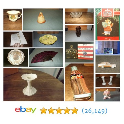 Collectibles Items in Lappear's Treasure Chest store #ebay @lappear_ebay  #ebay #PromoteEbay #PictureVideo @SharePicVideo