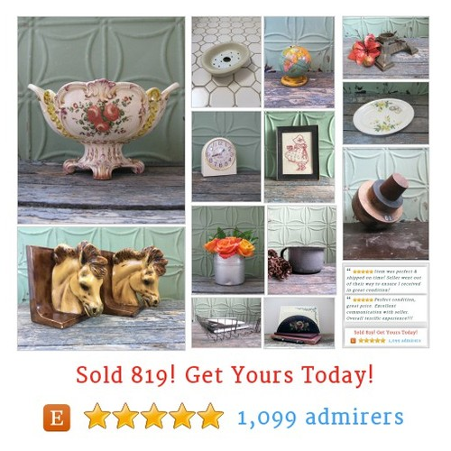 Vintage Home Decor by Sfuso #etsy shop #VintageHomeDecor @SfusoStuffs https://SharePicVideo.com?ref=PostVideoToTwitter-SfusoStuffs #etsy #PromoteEtsy #PictureVideo @SharePicVideo