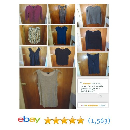 Womens Size XS Tops / Blouses At Foster Web Store #ebay #PromoteEbay #PictureVideo @SharePicVideo