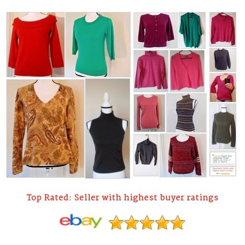 #Sweaters Items in Classyis store on eBay! #Sweater #cashmere #wool #silk #ebay #PromoteEbay #PictureVideo @SharePicVideo