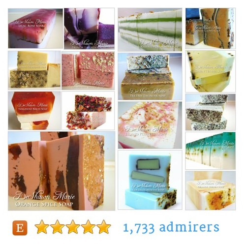Want to surprise the #soap #lover in your life?  How about get them a whole 3lb loaf of their favorite scent? #gift #etsy #PromoteEtsy #PictureVideo @SharePicVideo
