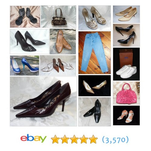 Women's Shoes, Bags, Clothing Items in 1uniqueboutique store #ebay @oneuniqboutique  #ebay #PromoteEbay #PictureVideo @SharePicVideo