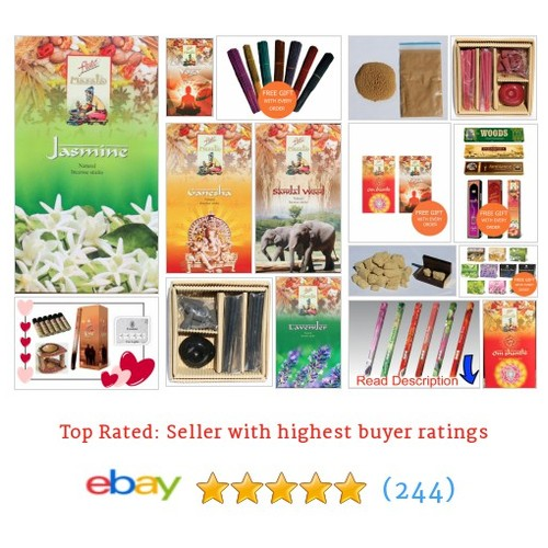 Incense Items in monthlysupply store #ebay @bubburinc  #ebay #PromoteEbay #PictureVideo @SharePicVideo