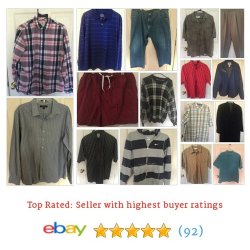 Men Clothes Items in Giveme5 store #ebay @kidzzworld  #ebay #PromoteEbay #PictureVideo @SharePicVideo