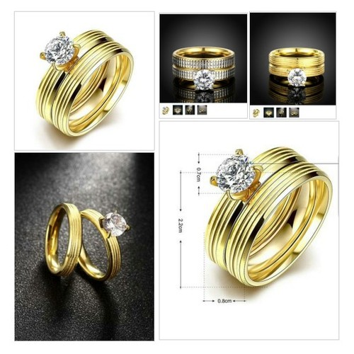 Elite couple Ring ECR009 @ausnnz  #socialselling #PromoteStore #PictureVideo @SharePicVideo