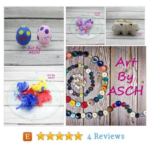 Birthday Confetti eggs, dozen Mexican #etsy @artbyasch  #etsy #PromoteEtsy #PictureVideo @SharePicVideo