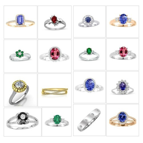 Rings #shopify @sendmyjewelry  #socialselling #PromoteStore #PictureVideo @SharePicVideo