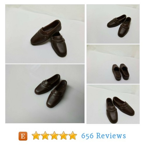 Ken Brown Squishy dress shoes Fashion #etsy @vincentslobe  #etsy #PromoteEtsy #PictureVideo @SharePicVideo