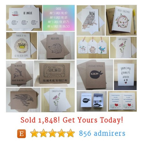 Greeting Cards/Gift Tags Etsy shop #gifttag #greetingcard #etsy @luvabrit  #etsy #PromoteEtsy #PictureVideo @SharePicVideo
