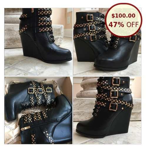 BCBGeneration boots JUST REDUCED! @nancycanonying https://www.SharePicVideo.com/?ref=PostPicVideoToTwitter-nancycanonying #socialselling #PromoteStore #PictureVideo @SharePicVideo