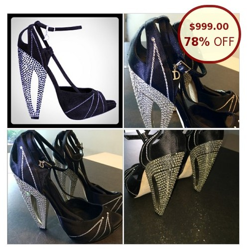 Timeless Christian Dior pumps @alicescloset https://www.SharePicVideo.com/?ref=PostPicVideoToTwitter-alicescloset #socialselling #PromoteStore #PictureVideo @SharePicVideo
