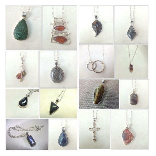 Necklaces #shopify @gaiametalstudio  #shopify #PromoteStore #PictureVideo @SharePicVideo