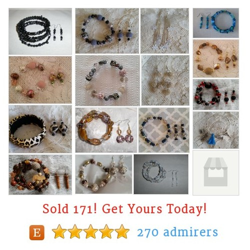 Jewelry Etsy shop #etsy @tappingramma  #etsy #PromoteEtsy #PictureVideo @SharePicVideo