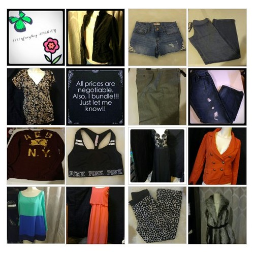 Michelle's Closet @fashionklutz16 https://www.SharePicVideo.com/?ref=PostPicVideoToTwitter-fashionklutz16 #socialselling #PromoteStore #PictureVideo @SharePicVideo