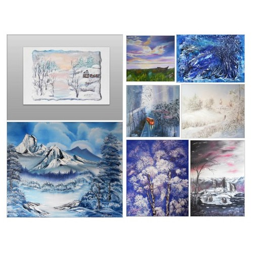 Exclusive original Paintings by  Etsy shop: https://www.etsy.com/shop/ArtBuyOnline #etsy #PromoteEtsy #PictureVideo @SharePicVideo