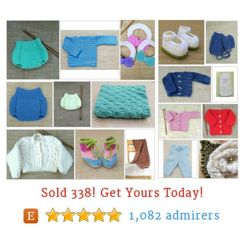 Baby Boutique Etsy shop #etsy @yorkshireknits  #etsy #PromoteEtsy #PictureVideo @SharePicVideo