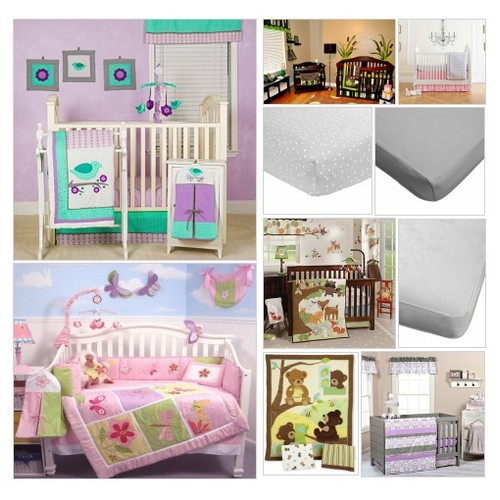 Crib Sets and Accessories for a Peaceful Night of Sleep #socialselling #PromoteStore #PictureVideo @SharePicVideo
