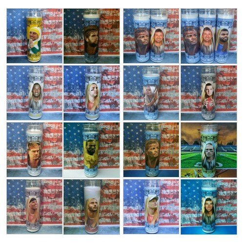 Football Candles #shopify @fandlecandles  #socialselling #PromoteStore #PictureVideo @SharePicVideo