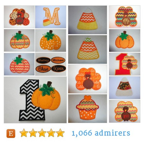 Halloween/Thanksgiving #etsy shop #halloween #thanksgiving @jalittlesparkle  #etsy #PromoteEtsy #PictureVideo @SharePicVideo
