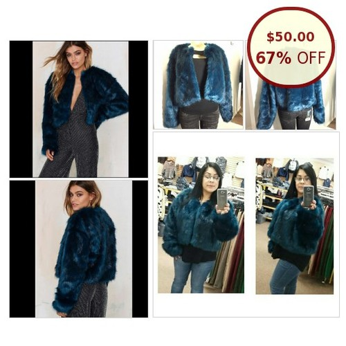 Oh my love lust for life faux fur jacket @bargainbinshop https://www.SharePicVideo.com/?ref=PostPicVideoToTwitter-bargainbinshop #socialselling #PromoteStore #PictureVideo @SharePicVideo